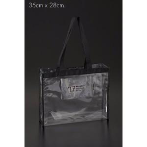 透明ビニールバッグ